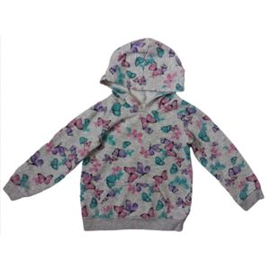 5/$25 Jumping Beans Girls Butterfly Sweatshirt 24M